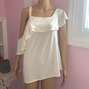 NWT Express off the shoulder top